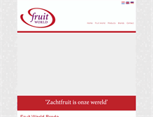 Tablet Preview of fruitworld.nl